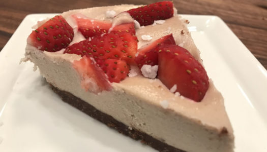 Best Dairy Free Cheesecake Recipe